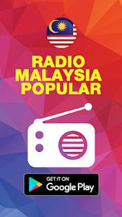 Radio Malaysia Popular - náhled