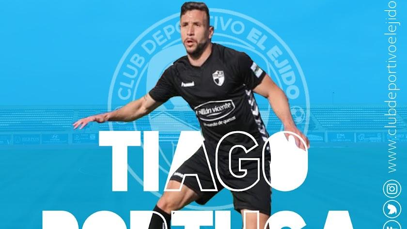 Tiago Portuga.