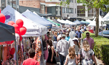Photo: Double Bay Annual Street Festival