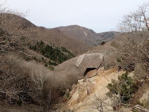 微妙な岩も相変わらず