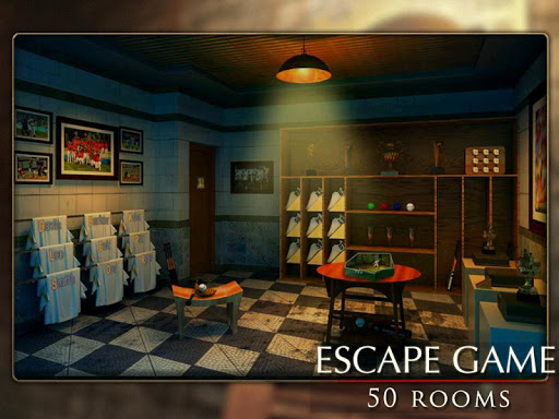 Escape game: 50 rooms 2 33 10