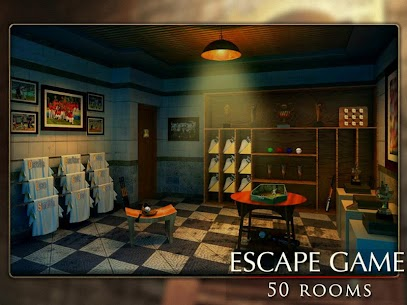 Escape game: 50 rooms 2 10