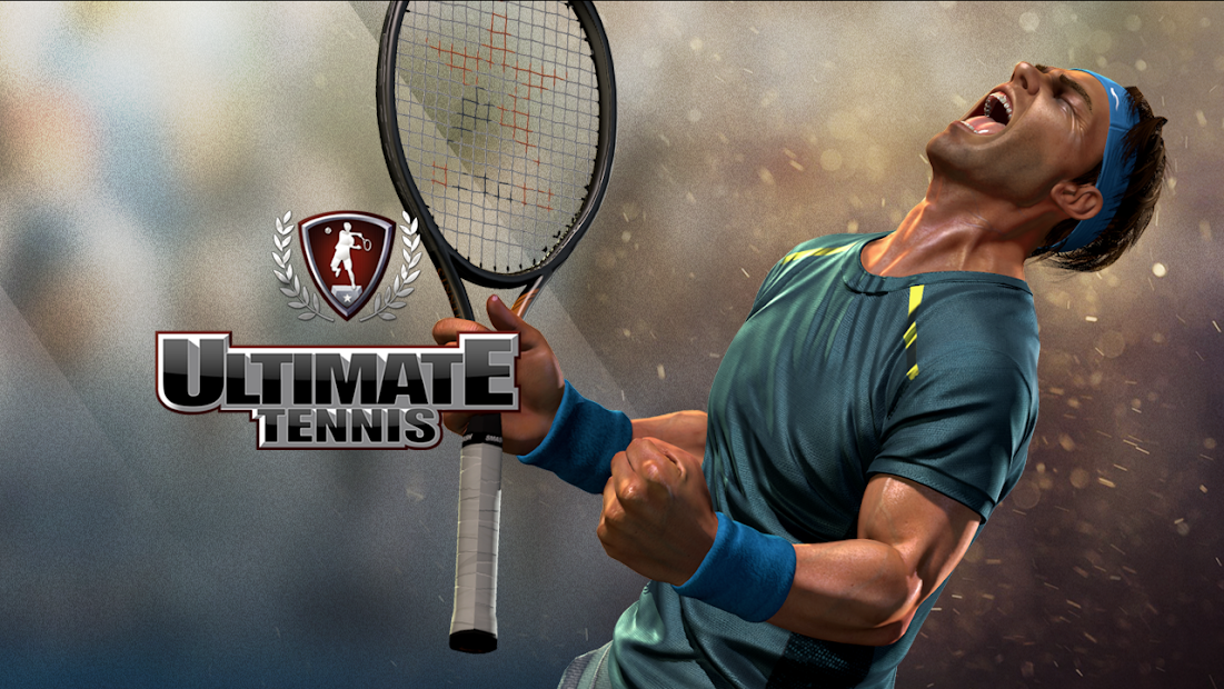 Ultimate Tennis: 3D online sports game Android App Screenshot
