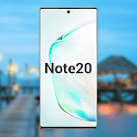 Perfect Note20 Launcher for Galaxy Note,Galaxy S A icon