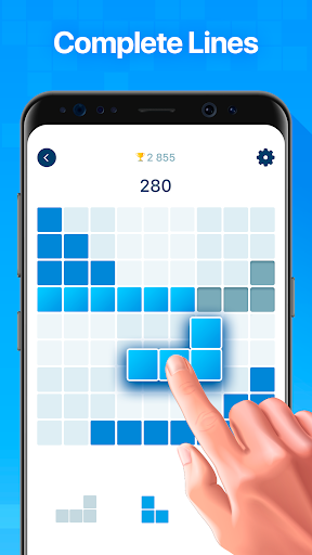 Combo Blocks - Classic Block Puzzle Game screenshots 1
