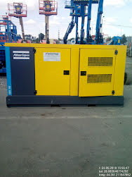 Picture of a ATLAS COPCO QES105