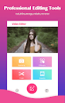 screenshot of Video Editor & Free Video Maker with Music, Images