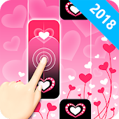 Piano Pink Tiles - Magic Piano Game 2019