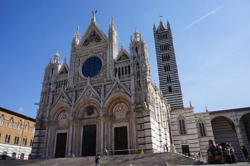 Duomo of Siena, Italy (2015)