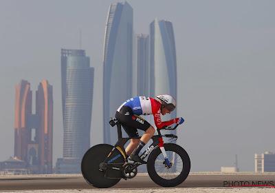 Na top 15 in tijdrit in UAE stapt Van Emden nu vroegtijdig uit koers