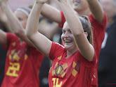 """Davinia Vanmechelen over haar ambities en doelen bij Standard: """"Anderlecht zo moeilijk mogelijk maken"""""""