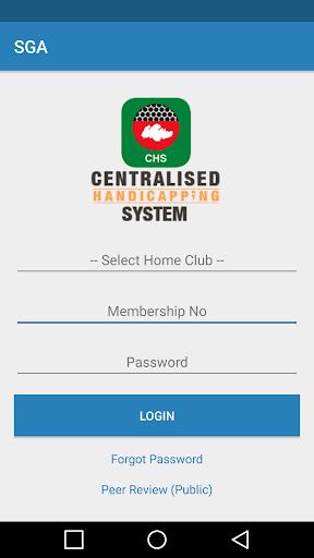 玩免費運動APP 下載SGA CHS app不用錢 硬是要APP