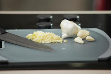 How To Mince Garlic Recipe