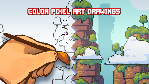 The Sandbox Evolution - Craft a 2D Pixel Universe! 1.5.3 screenshots 2