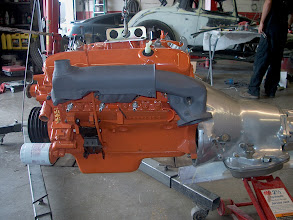 Photo: The ole 440 and 727 transmission is looking great !