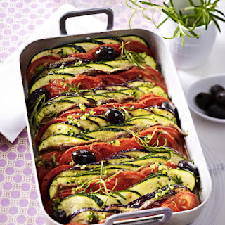 Mediterranean Vegetable Casserole.