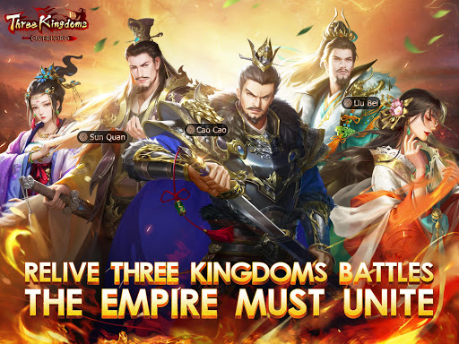 Three Kingdoms: Overlord apkdebit screenshots 6