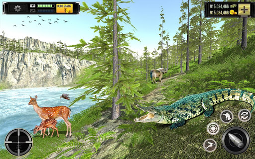 Deer Hunting 3d - Animal Sniper Shooting 2020 apkpoly screenshots 12