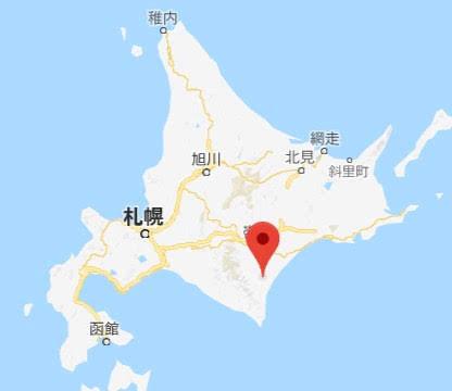 地図:コスモール大樹