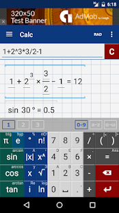 Graphing Scientific Calculator- screenshot thumbnail