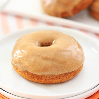 HG's Iced Pumpkin Spice Donuts