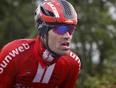 Dumoulin eindigt zesde in strandrace in Scheveningen