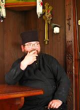 Photo: Proboszcz, ksiądz archimandryta Roman Piętka.