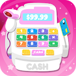 Princess Cash Register Icon