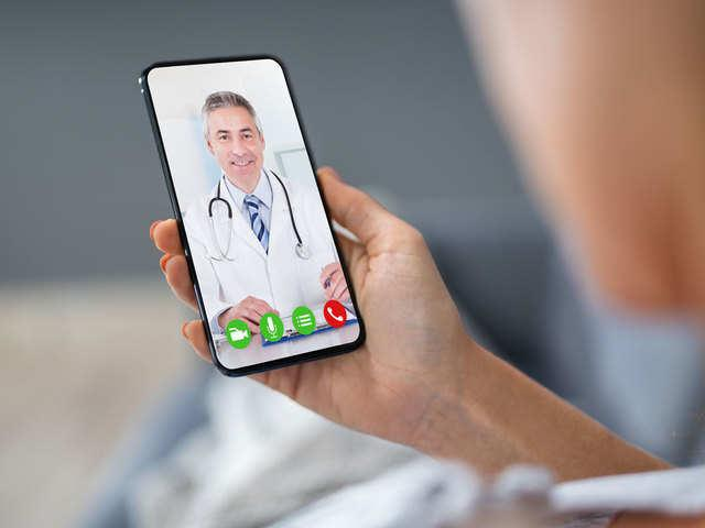 Meet a doctor online - Your health is their business | The Economic Times