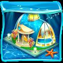 Aquapolis. Free city building! icon