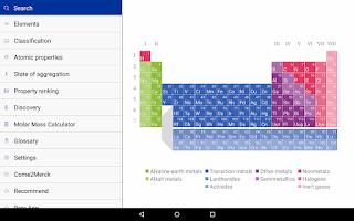 Screenshot of Merck PTE