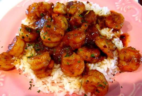 ~ Sweet & Sassy Shrimp ~ Cassies Recipe