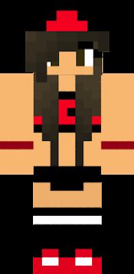 Nikki Bella Nova Skin - Skins para minecraft de wwe