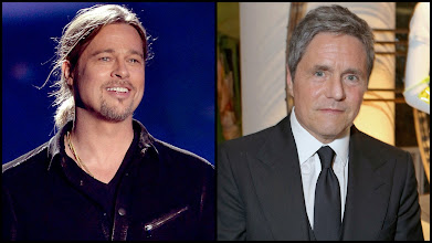 """Photo: Brad Pitt and Brad Grey Break Up: Plan B to Exit Paramount (ExCLUSIVE)  UPDATE: The company behind """"12 Years a Slave"""" and """"World War Z"""" is headed to New Regency when its deal expires at the end of the year, but a sequel to Pitt's zombie action hit remains in development at Paramount  The long business relationship between Brad Pitt's production company and Paramount CEO Brad Grey is about to end, according to sources with knowledge of the situation.   Paramount, Brad Pitt Company Feuding Over '12 Years a Slave' (Exclusive)  Paramount Finds Its Director for 'World War Z' Sequel (Exclusive)  How a Brad Pitt Mantra, 'Game On, F---ers!,' Fueled His Oscar Contender '12 Years a Slave' Pitt's Plan B production company, which is riding high on recent hits 12 Years a Slave and World War Z, will exit its home of eight years when its deal with Paramount expires at the end of 2013. Plan B, which Pitt runs with Dede Gardner and Jeremy Kleiner, is headed toward a three-year deal with Arnon Milchan's New Regency, producer of 12 Years. RatPac Entertainment, the upstart financier-production company founded by Australian billionaire James Packer and filmmaker Brett Ratner, will serve as a finance partner on Plan B films.  """"Our company is built on working with the best talent in the business. By bringing Plan B, with their solid filmmaker relationships and stellar pool of talent, into the fold with RatPac, we are doing just that,"""" Brad Weston, president and CEO of New Regency, said in a statement.  """"There are very few partners in this business who are able to balance artistic integrity with commercial viability. Working hand in hand with New Regency and RatPac, we feel we have found the perfect fit,"""" a rep for Plan B said in a statement.  Grey, formerly a manager-producer before taking the studio chief job at Paramount, co-founded Plan B with Pitt and then-wife Jennifer Aniston in 2002. The company has had a deal at Paramount since 2005.  During its Paramount relationship, Pitt"""