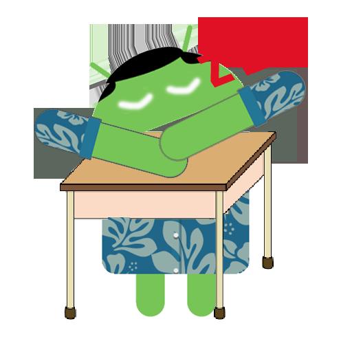 生活の居眠り防止アプリ オキロ LOGO-記事Game
