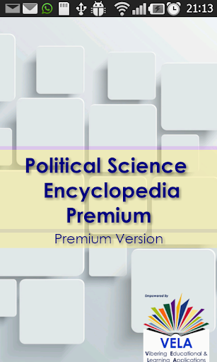 Political Science Encyclopedia