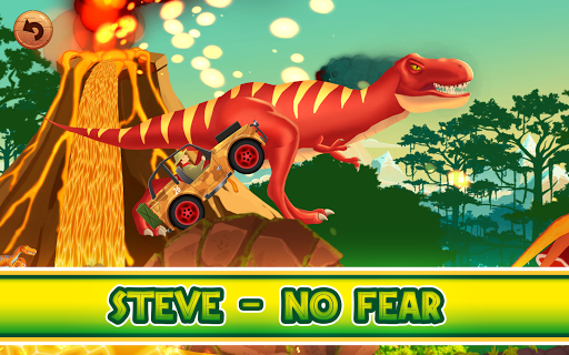 Fun Kid Racing Dinosaurs World screenshot 11