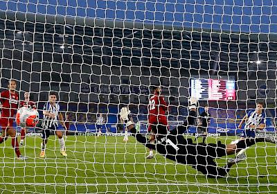 🎥 Leandro Trossard en grande forme et buteur face à Liverpool !
