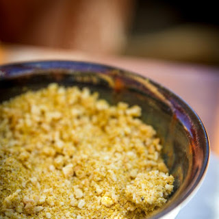 Vegan Parmesan Cheese Recipe