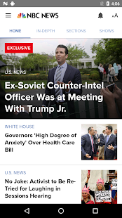 NBC News- screenshot thumbnail