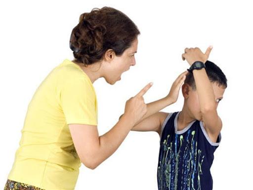 Lam cha mẹ, dung voi quat mang nhung loi sau cua con - hinh 1