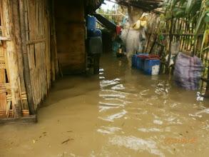 Photo: Asunnot ovat tulvan saar