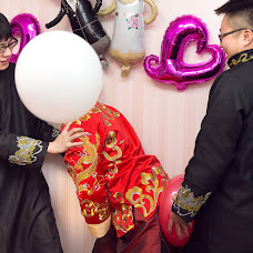 Wedding photographer Zhicheng Xiao (xiaovision). Photo of 27.02.2018
