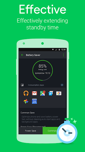 Power Battery – Battery Saver v1.8.5 [Ad Free]