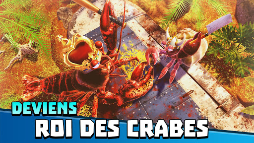 King of Crabs  captures d'écran 2