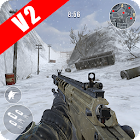 Rules of Modern World War V2 - FPS Shooting Game icon