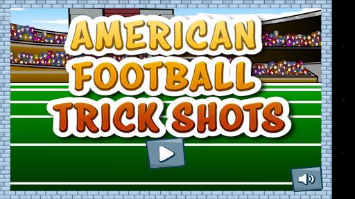 American Football Trick Shots