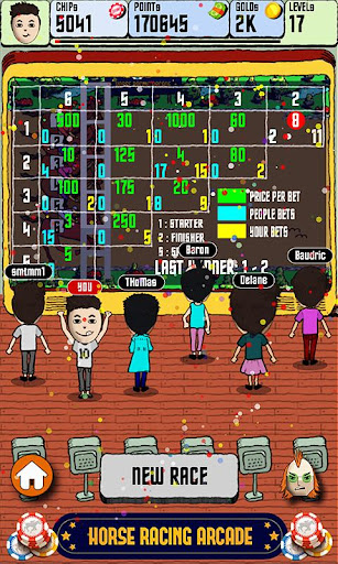 Horse Racing android2mod screenshots 2
