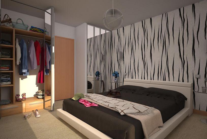 Vente Terrain + Maison - Terrain : 1000m² - Maison : 120m² à Channay-sur-Lathan (37330)