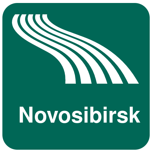 Novosibirsk Map offline file APK for Gaming PC/PS3/PS4 Smart TV